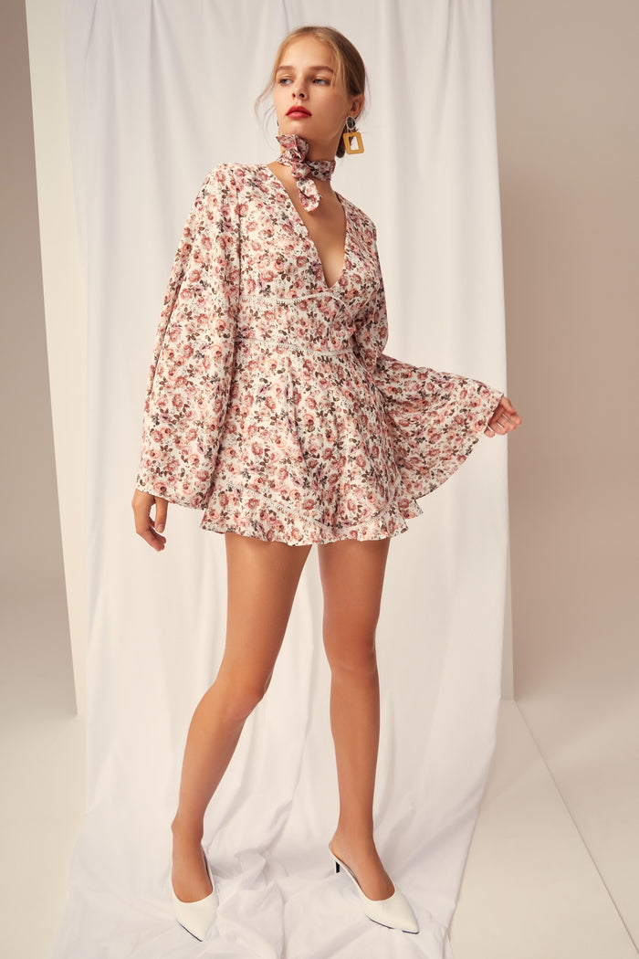 ONE LOVE PLAYSUIT