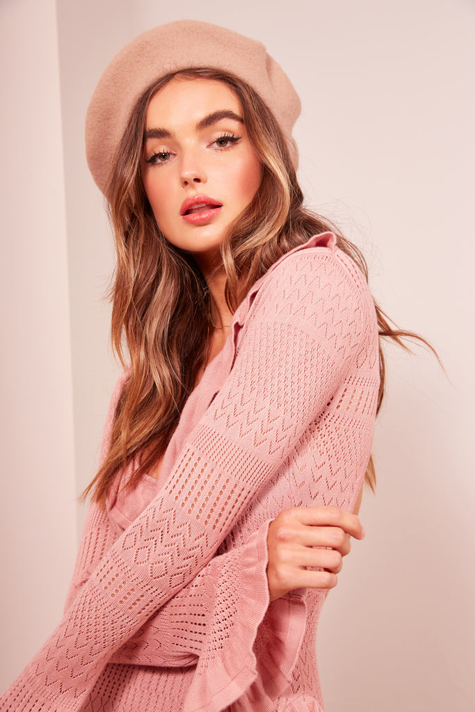 LIGHTS KNIT