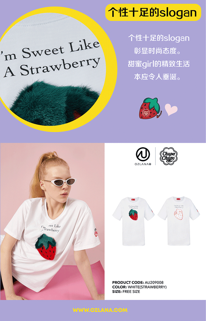 Strawberry Top