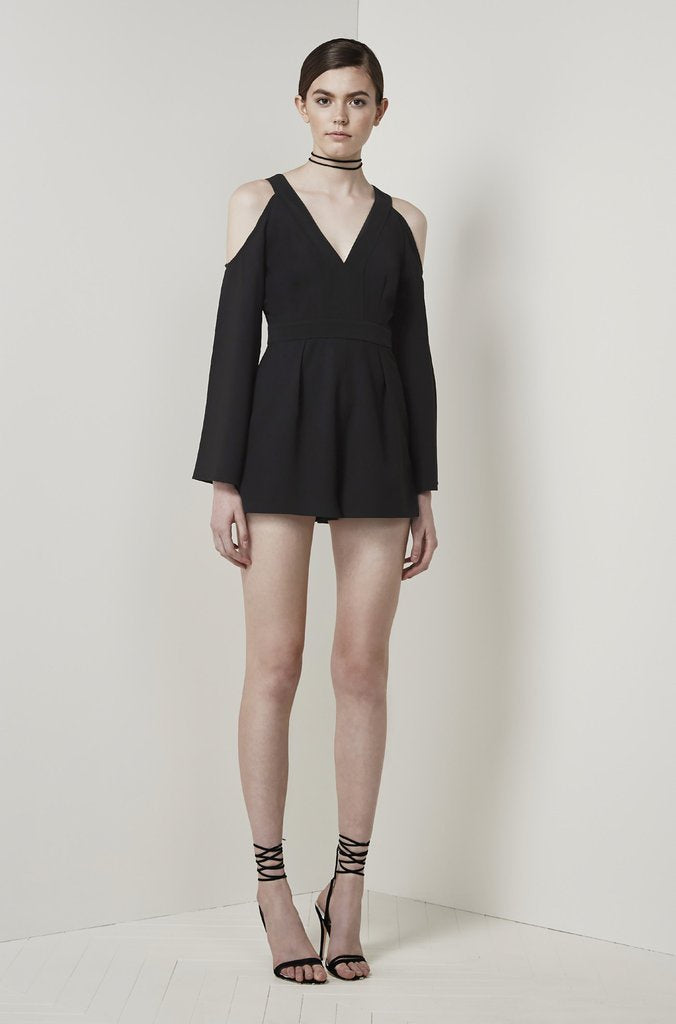 IN MOTION PLAYSUIT