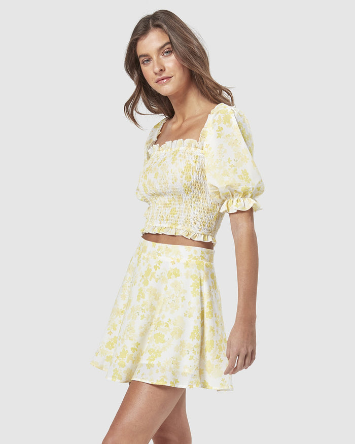 LEMONADE SKIRT