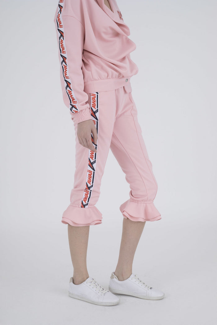 KAWAII GROS GRAIN SWEATPANTS
