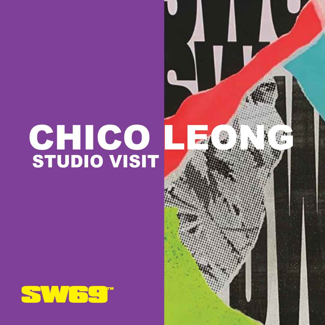 STUDIO VISIT WITH CHICO LEONG