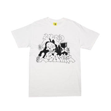 FRESH DEREK - Los Angeles T-Shirt - White