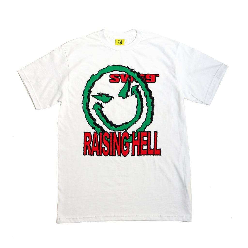 RAISING HELL T-SHIRT