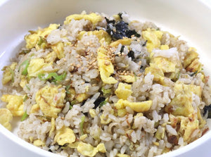 대게 딱지장 볶음밥 (Snow Crab Cream Fried Rice)