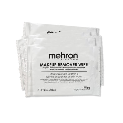 Makeup Remover Wipes (6-Pack)