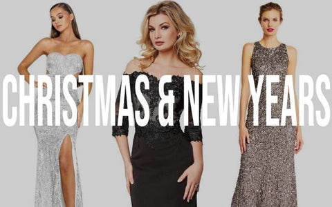 christmas and new year's party dresses