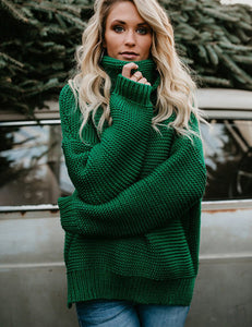 Pullover Thick Sweater