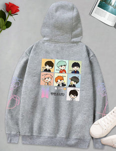bts pop star sweatshirt