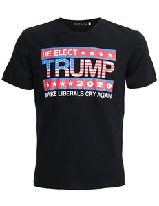 Trump 2020 president selection t-shirt
