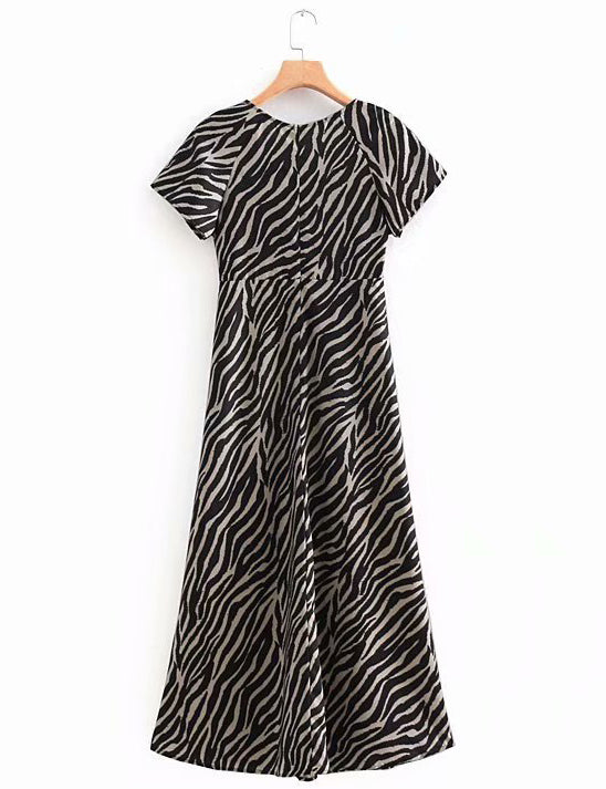 zebra dress for girl