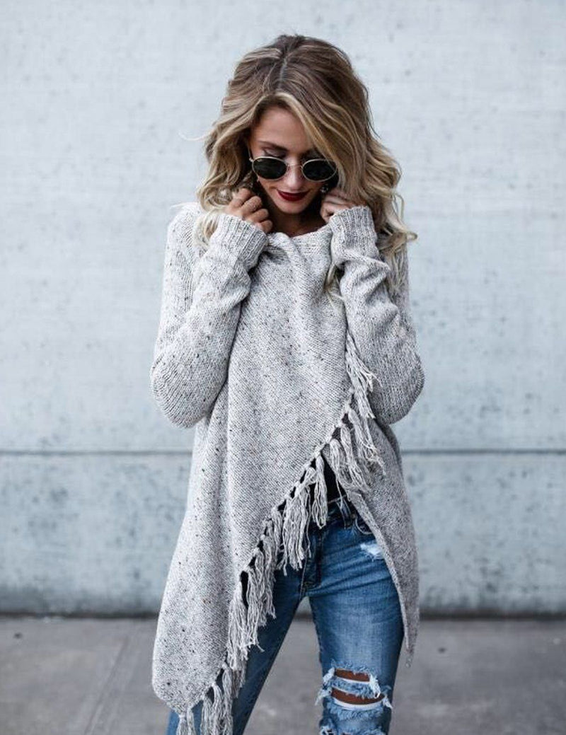 Single Button Cardigan