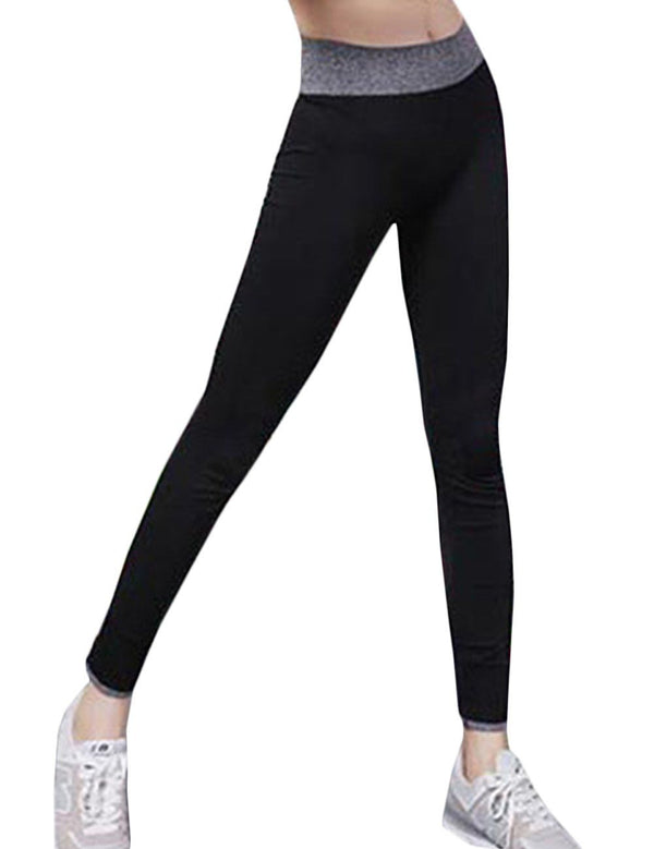 Summer Women Gym Running Fitness Quick Drying Leggings Pants - Fancyqube