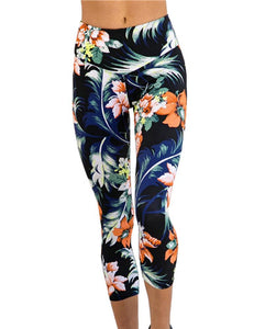 Digital Textile printing yoga leggings - Fancyqube