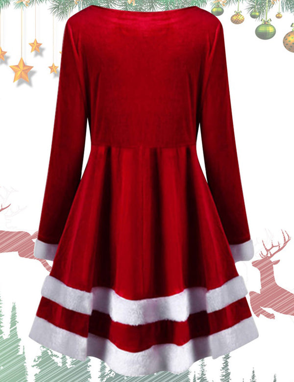christmas dress girl
