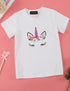 Fancyqube Unicorn Halloween Thanksgiving Christmas Kids Costume T-shirt