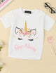 unicorn kids t-shirt