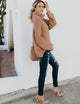 Autumn Winter New Long Sleeve High-Neck Pullover Thick Sweater