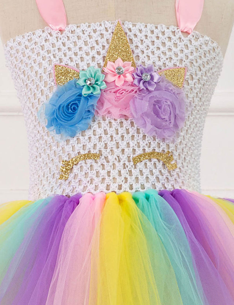 unicorn dress baby