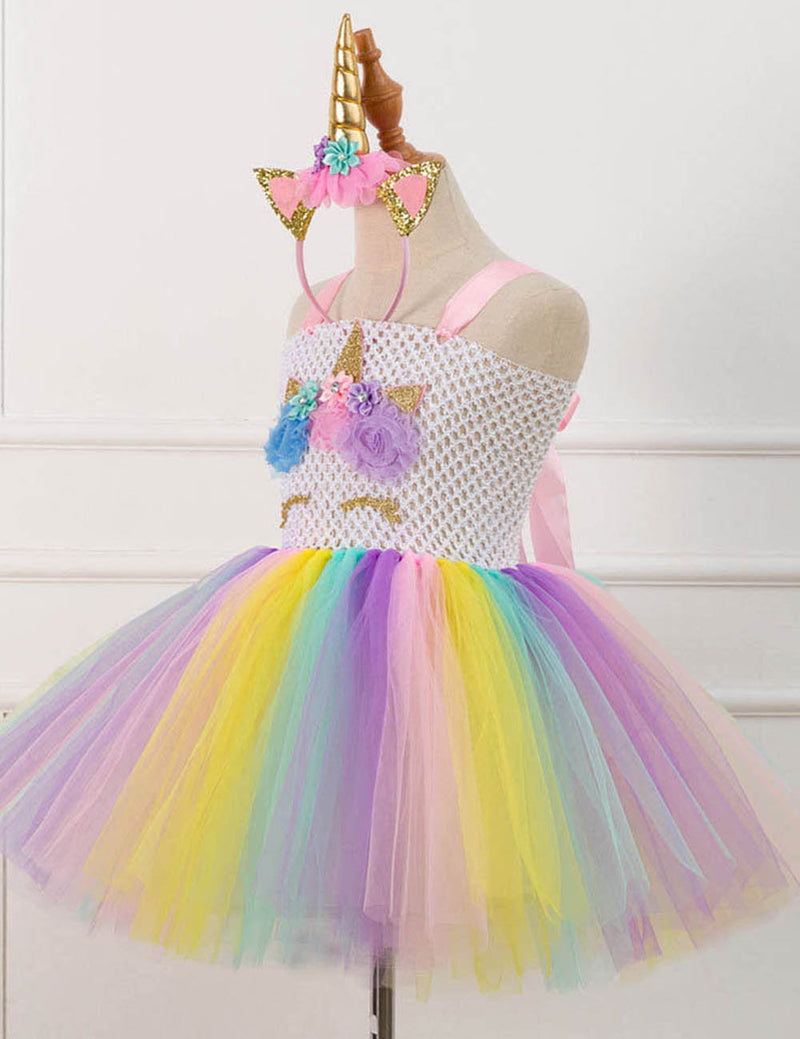unicorn dress for girl