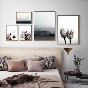 art prints wall styling matching prints together