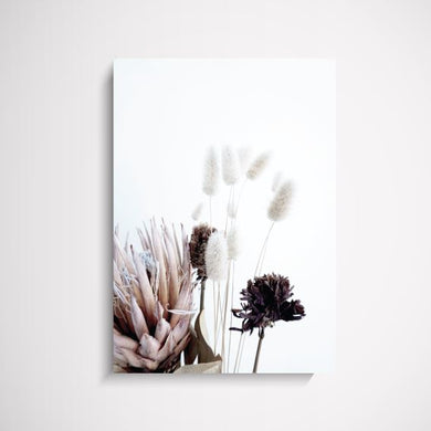 Honey dried flower wall art print Wall Art Print - Yorkelee Prints Australia