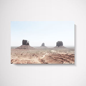 Monument Valley landscape wall art print Wall Art Print - Yorkelee Prints Australia