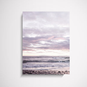 'Wave At Me' Ocean Sunset wall art print Wall Art Print - Yorkelee Prints Australia