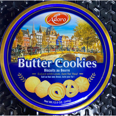 Adoro Butter Cookies 340g - Larry The Liquidator