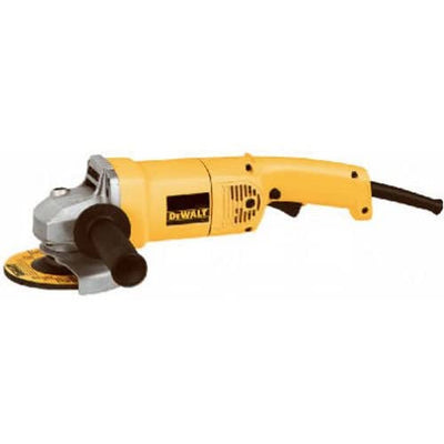 DEWALT DW831 5-Inch Medium Angle Grinder, Yellow - Larry The Liquidator