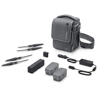 DJI CP.MA.00000037.01 Mavic 2 Fly More Kit Bags & Cases, Grey, full-size - Larry The Liquidator