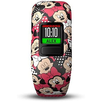 Garmin vívofit Jr. 2 - Stretchy Minnie Mouse - Activity Tracker for Kids - Larry The Liquidator