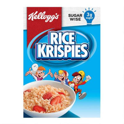 Kellogg's Rice Krispies Cereal, Original, 225g - Larry The Liquidator