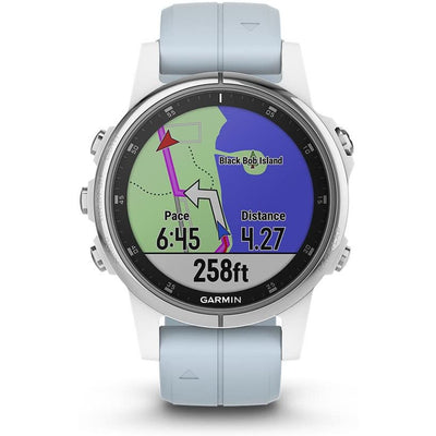 Garmin fēnix 5S Plus Multi-Sport Training GPS Watch (42mm) - Larry The Liquidator