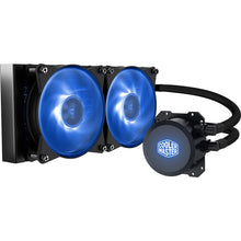 Cooler Master MasterLiquid ML240LRGB AIO CPU Liquid Cooler '240mm, MLW-D24M-A20PC-R1 - Larry The Liquidator