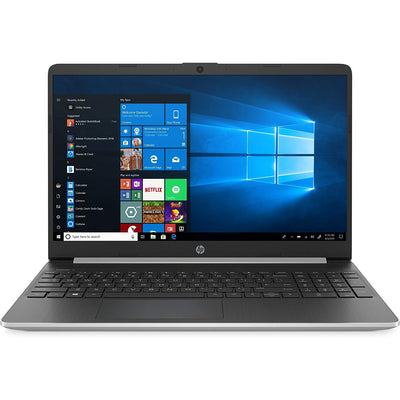 "HP 15-dy1731ms 15.6"" HD Laptop - 10th Gen Intel Core i3-1005G1, 8GB RAM, 128GB SSD, Windows 10 Home in S Mode (7PA01UA) - Larry The Liquidator"