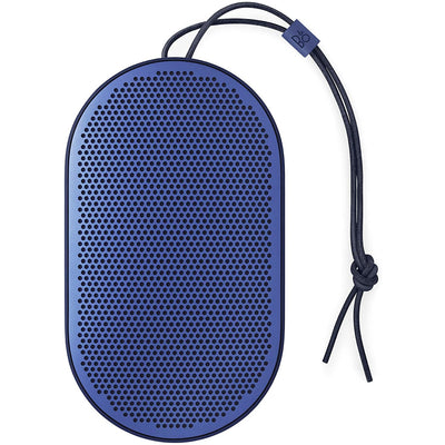 Bang & Olufsen Beoplay P2 Portable Bluetooth Speaker with Built-In Microphone - Royal Blue - Larry The Liquidator