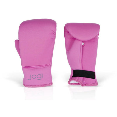 Jogi Boxing Gloves, Pink - Larry The Liquidator