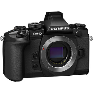 Olympus OM-D E-M1 (Black) with 16MP and 3-Inch LCD - Larry The Liquidator