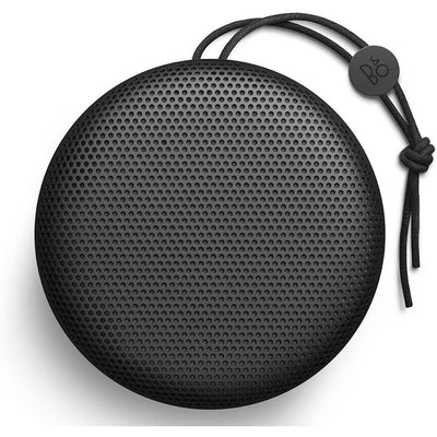 Bang & Olufsen Beoplay A1 Portable Bluetooth Speaker with Microphone - Black - Larry The Liquidator