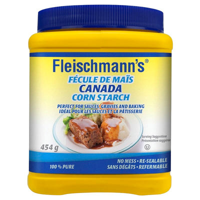 Fleischmann's Canada Corn Starch, 454g - Larry The Liquidator