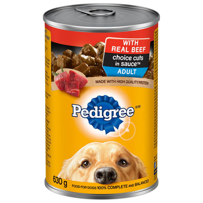 Pedigree Choice Cuts in Sauce Dog Food - Larry The Liquidator