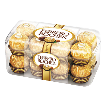 Ferrero Rocher Fine Hazelnut Chocolate-200gr - Larry The Liquidator