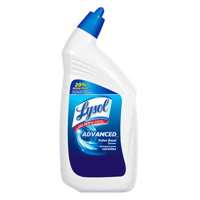 Lysol Advanced Toilet Bowl Cleaner, 946ml - Larry The Liquidator