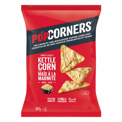 PopCorners Kettle Chips, 567 g - Larry The Liquidator