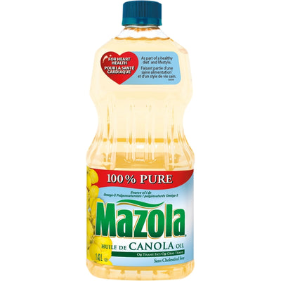 Mazola Canola Oil 1.18l - Larry The Liquidator
