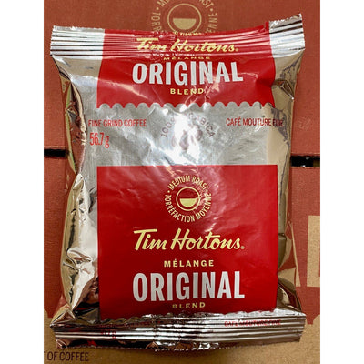 Tim Hortons Original Blend 48 Packets - Food Service - Larry The Liquidator