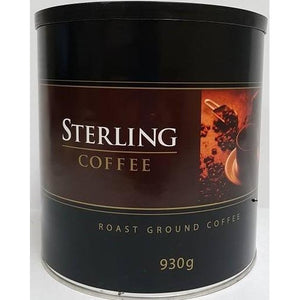 Sterling Coffee Roast Ground Coffee - Larry The Liquidator