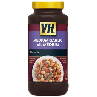 VH® Medium Garlic Marinade Sauce 341ml - Larry The Liquidator